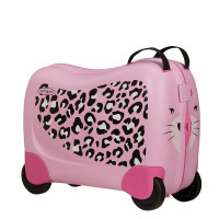 Samsonite Dream Rider Suitcase Leopard L
