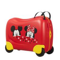 Samsonite Dream Rider Disney Suitcase Mickey / Minnie Peeking