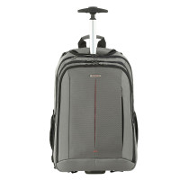 "Samsonite GuardIT 2.0 Laptop Backpack Wheels 15.6"" Grey"