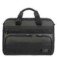 "Samsonite Cityvibe 2.0 Laptop Bailhandle 15.6"" Expandable Jet Black"