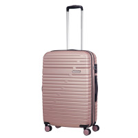 American Tourister Aero Racer Spinner 68 Expandable Rose Pink