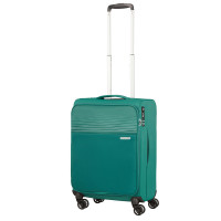 American Tourister Lite Ray Spinner 55 Forest Green