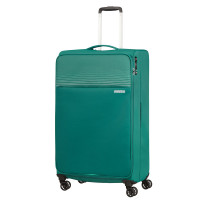 American Tourister Lite Ray Spinner 81 Forest Green