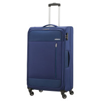 American Tourister Heat Wave Spinner 80 Combat Navy
