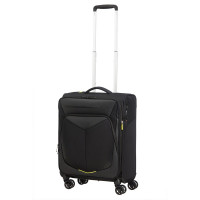 American Tourister Summerfunk Spinner 55 Expandable Black/Carbon