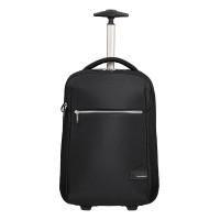 """Samsonite Litepoint Laptop Backpack 17.3"""" Wheels Black"""