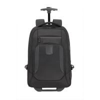 """Samsonite Cityscape Evo Laptop Backpack Wheels 15.6"""" Black"""