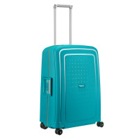 Samsonite S'Cure Spinner 69 Caribbean Blue/Vibrant Orange