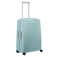 Samsonite S'Cure Spinner 69 Stone Blue/Navy Blue