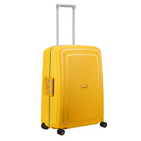 Samsonite S'Cure Spinner 69 Sunset Yellow/Navy Blue
