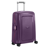 Samsonite S'Cure Spinner 55 Dark Purple/Raspberry Sorbet
