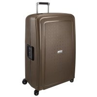 Samsonite S'Cure Deluxe Spinner 75 Metallic Bronze