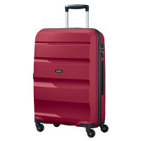 American Tourister Bon Air Spinner M Burgundy Purple