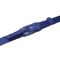 Samsonite Travel Accessoires Kofferriem en Weegschaal Combi Indigo Blue