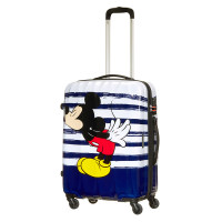 American Tourister Disney Legends Spinner 65 Alfatwist Mickey Kiss