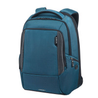 "Samsonite Cityscape Tech Laptop Backpack 15.6"" Expandable Space Blue"