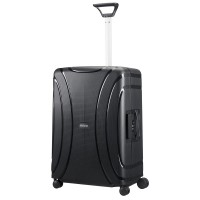 American Tourister Lock 'N' Roll Spinner 69 Jet Black