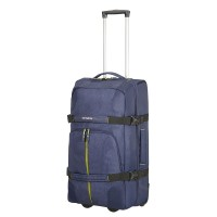 Samsonite Rewind Duffle Wheels 68 Dark Blue