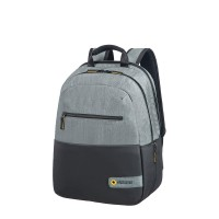 "American Tourister City Drift Laptop Backpack 13.3""-14.1"" Black/Grey"