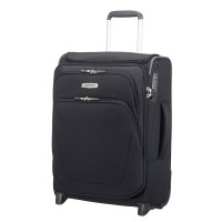Samsonite Spark SNG Upright 55 Expandable Toppocket Black