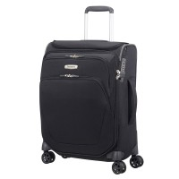 Samsonite Spark SNG Spinner 55 Toppocket Black