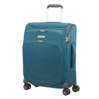 Samsonite Spark SNG Spinner 55 Toppocket Petrol Blue
