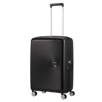 American Tourister Soundbox Spinner 67 Exp. Bass Black