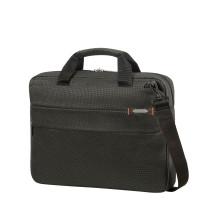"""Samsonite Network 3 Laptop Bag 15.6"""" Charcoal Black"""