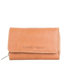 Cowboysbag Purse Warkley Portemonnee Camel