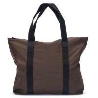 Rains Original Tote Bag Schoudertas Brown