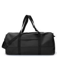 Rains Original Travel Duffel Bag Black
