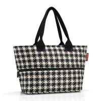 Reisenthel Shopper E1 Fifties Black