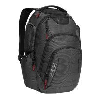 Ogio Renegade RSS Laptop Backpack Black Pindot