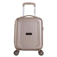 Decent Maxi-Air Handbagage Trolley 42 cm Zalm Roze