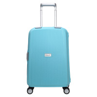 Decent Sportivo One Handbagage Trolley 55 Light Blue