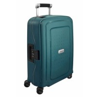 Samsonite S'Cure Deluxe Spinner 55 Metallic Green