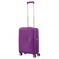 American Tourister Soundbox Spinner 55 Exp. Purple Orchid