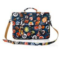 OldSchool Bags Schooltas Extra Large Happy Collectors Special Fashion Edition