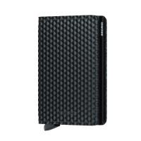 Secrid Slim Wallet Portemonnee Cubic Black