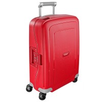 Samsonite S'Cure Spinner 55 Crimson Red