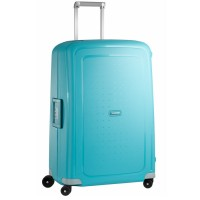 Samsonite S'Cure Spinner 75 Aqua Blue