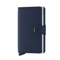 Secrid Mini Wallet Portemonnee Original Navy