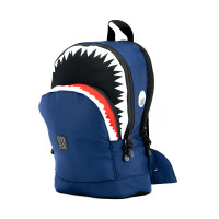 Pick & Pack Fun Rugzak M Shape Shark Navy