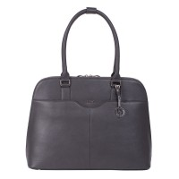 """Socha Businessbag Couture 15"""" Taupe/Grey"""
