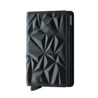 Secrid Slim Wallet Portemonnee Prism Black