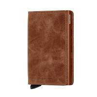 Secrid Slim Wallet Portemonnee Vintage Cognac-Rust