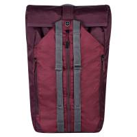 Victorinox Altmont Active Deluxe Duffle Laptop Backpack Burgundy