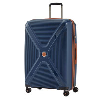 Titan Paradoxx 4 Wheel Trolley L Navy