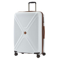Titan Paradoxx 4 Wheel Trolley L White