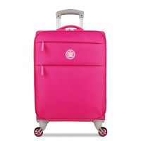 SuitSuit Caretta Soft Handbagage Spinner Hot Pink